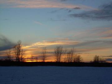 7 January 2008 Sunset